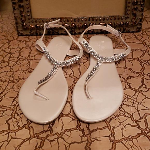 35c512a2444bd0 David s Bridal Shoes - Wedding- White